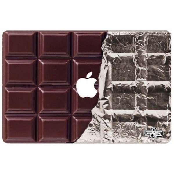 Cover MacBook Sweety Chocolate