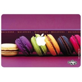 Cover MacBook Sweety Macarons 1