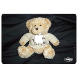 Cover MacBook Teddy Bear Love