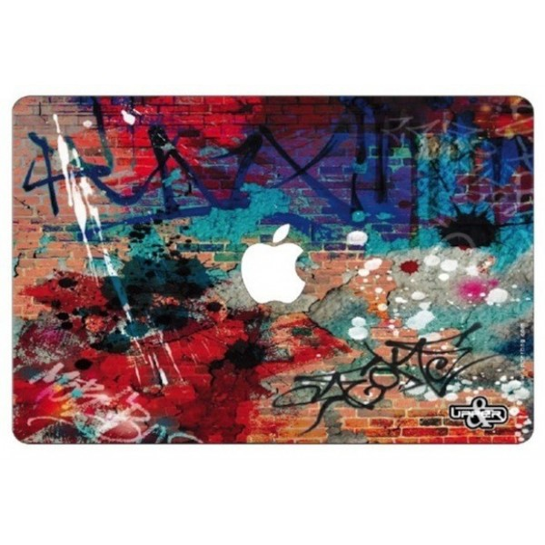 Cover MacBook Urban Graffiti