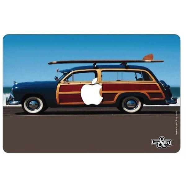 Cover MacBook USA Malibu