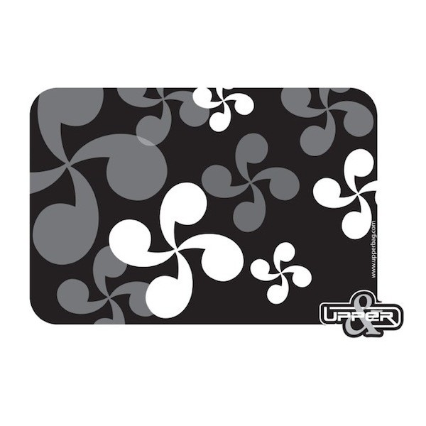 Mousepad Croix Basque B&W