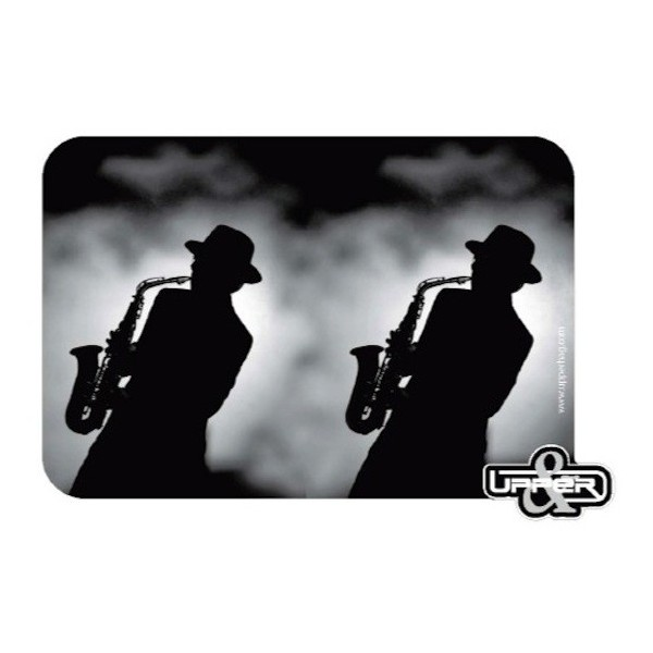 Mousepad Music Jazz Men