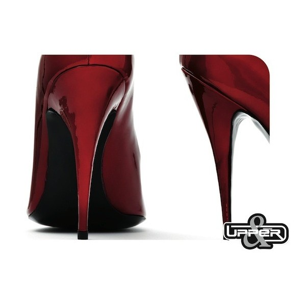 Mousepad Shoes Red