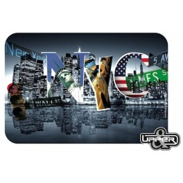 Mousepad Cities NYC