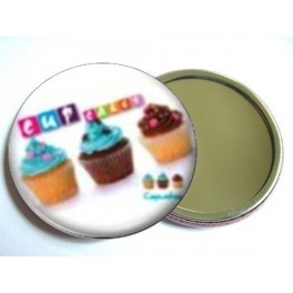 Pocket Mirror Sweety Cupcakes