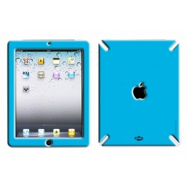 Skin 3D iPad 1 Full Blue