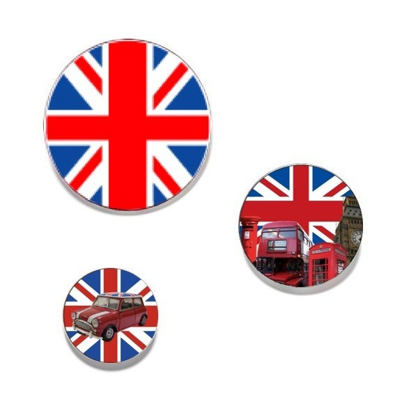 Badges pack England 1B