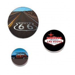Pack Badges USA 3B