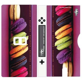 Coque 3D Nintendo DS Lite Sweety Macarons 1