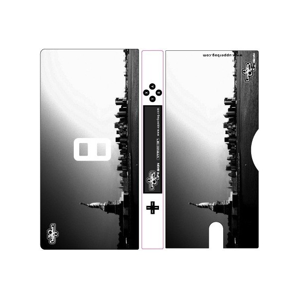Coque 3D Nintendo DS Lite USA NY by Night