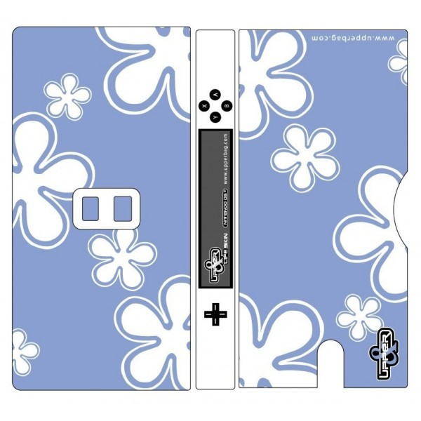 Coque 3D Nintendo DS Lite Hawai Blue