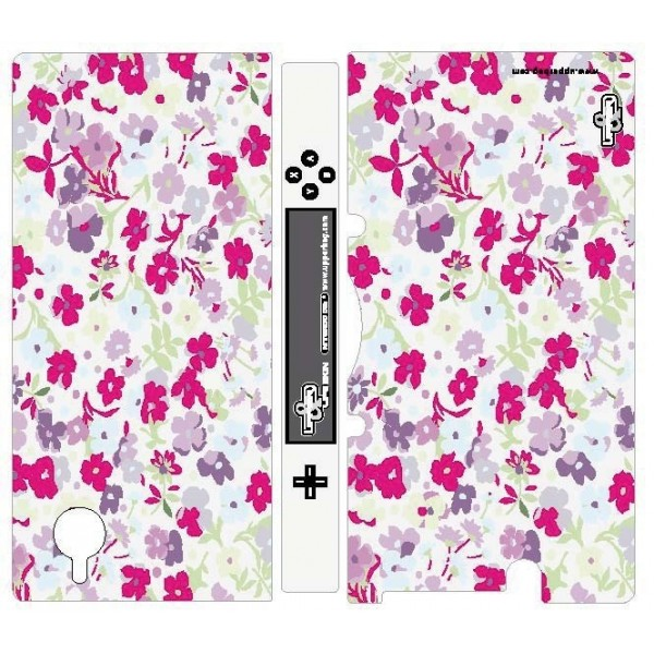 Coque 3D Nintendo Dsi Liberty White