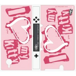 Coque 3D Nintendo Dsi Love My KITTY Flashy