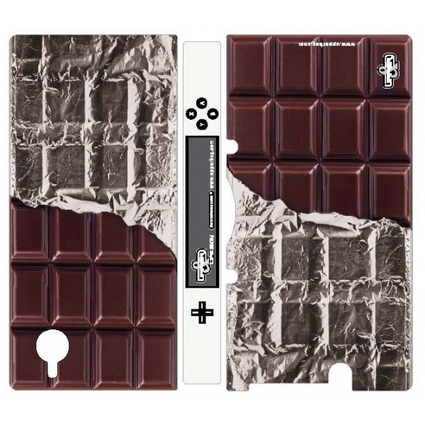Coque 3D Nintendo Dsi Sweety Chocolate