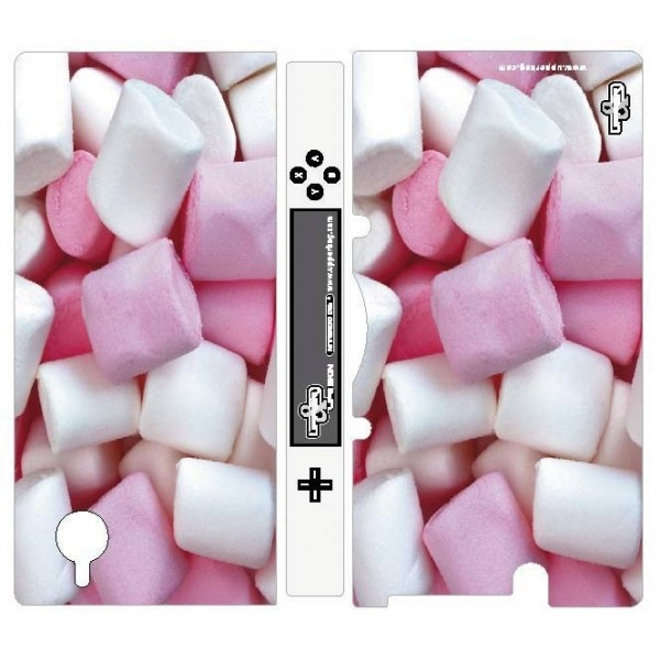 Coque 3D Nintendo Dsi Sweety Mallow