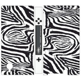 Coque 3D Nintendo Dsi Jungle Zebra B&W