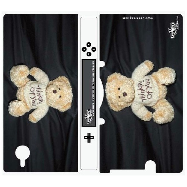 Coque 3D Nintendo Dsi Teddy Bear Love