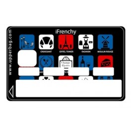 Sticker Credit Card iFrenchy