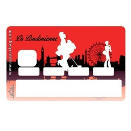 Sticker Credit Card La Londonienne
