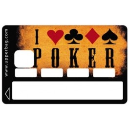 Sticker CB Poker 1