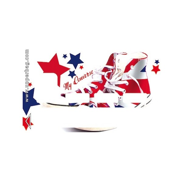 Sticker CB Shoes Converse UK