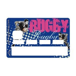 Sticker CB Sport Rugby