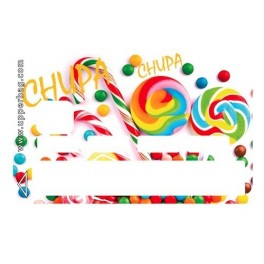Sticker CB Sweety Chupa