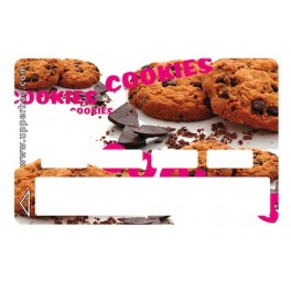 Sticker CB Sweety Cookies