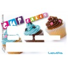 Sticker CB Sweety Cupcakes
