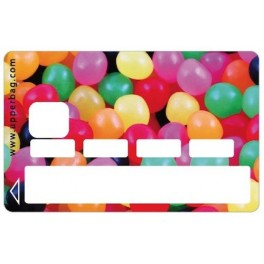 Sticker Credit Card Sweety Mix 1