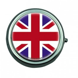 Cendrier de poche UK Flag