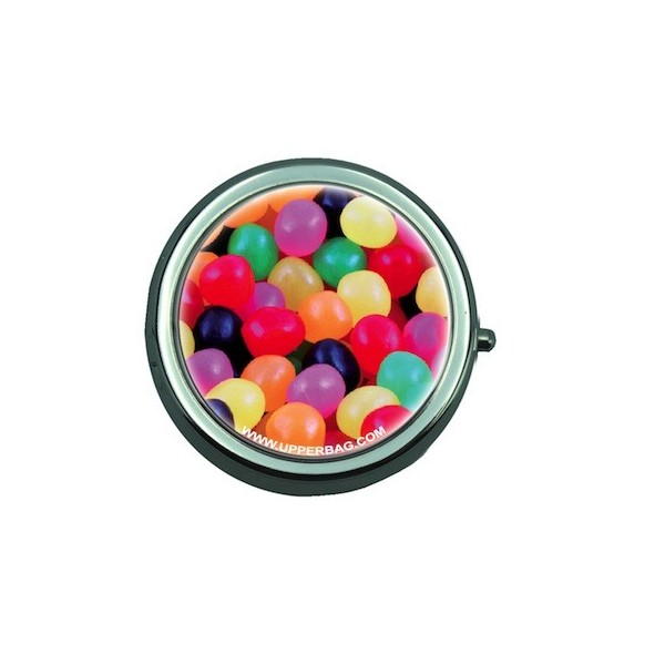 Pill Box with Mirror Sweety Mix 1
