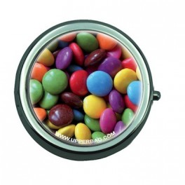 Pill Box with Mirror Sweety Mix 2