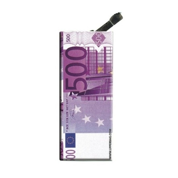 Lighter with clip 500 Euros