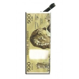 Lighter with clip 500 Francs