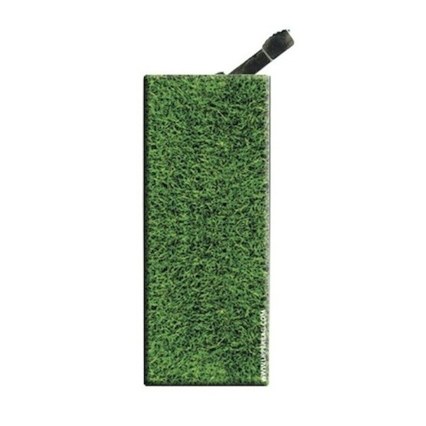 Lighter with clip Earth Grass