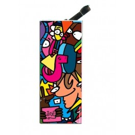 Lighter with clip Jige Color Hippocampus