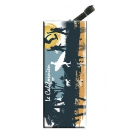 Lighter with clip Le Californien
