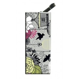 Lighter with clip Liberty Birds