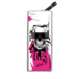 Lighter with clip Moatti Karl Fashion Pink
