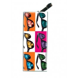 Briquet avec clip Sunglasses As Warhol