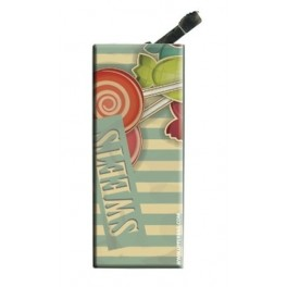 Lighter with clip Sweety Lollipops Vintage
