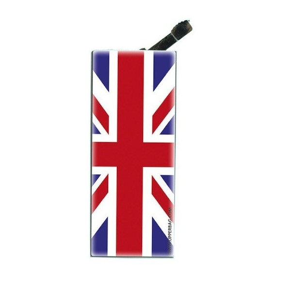 Briquet avec clip UK Flag
