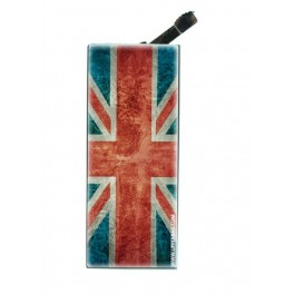 Briquet avec clip UK Flag Vintage