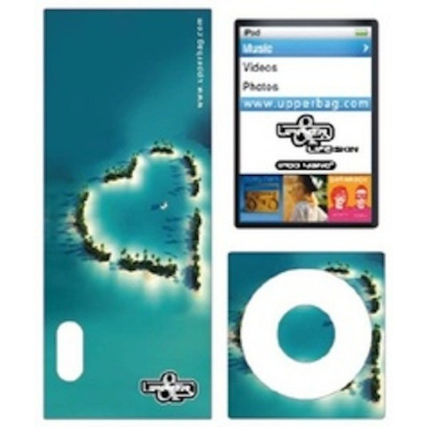 Coque 3D iPod Nano 5 Love Island