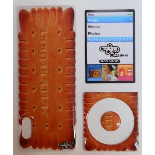 Coque 3D iPod Nano 5 Sweety Cake