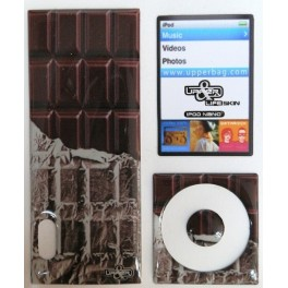 Coque 3D iPod Nano 5 Sweety Chocolate