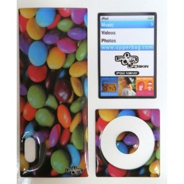 Skin 3D iPod Nano 5 Sweety Mix 2