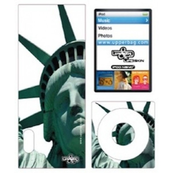 Skin 3D iPod Nano 5 USA NY Liberty